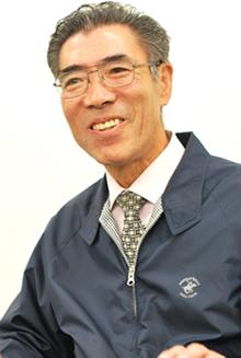 太陽商事 代表取締役社長 降籏 勝一